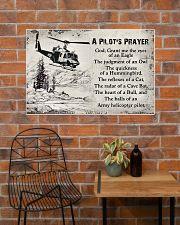 Pilot Pray's 36x24 Poster poster-landscape-36x24-lifestyle-20
