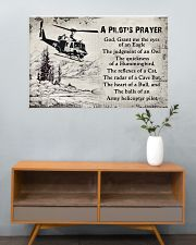 Pilot Pray's 36x24 Poster poster-landscape-36x24-lifestyle-21