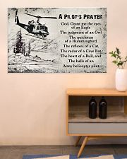 Pilot Pray's 36x24 Poster poster-landscape-36x24-lifestyle-22