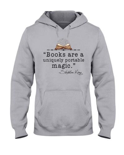 S-King Book Magic