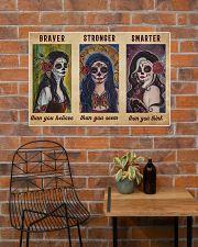 DOTD Braver Stronger Smarter  36x24 Poster poster-landscape-36x24-lifestyle-20