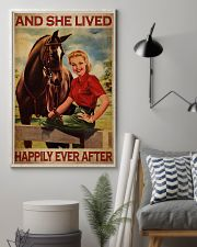 Happily Women 24x36 Poster lifestyle-poster-1