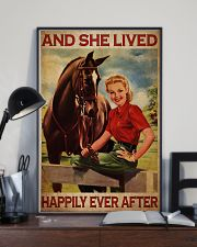 Happily Women 24x36 Poster lifestyle-poster-2
