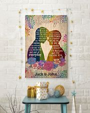 LGBT Couple 24x36 Poster lifestyle-holiday-poster-3