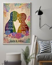 LGBT Couple 24x36 Poster lifestyle-poster-1