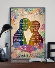 LGBT Couple 24x36 Poster lifestyle-poster-2