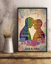 LGBT Couple 24x36 Poster lifestyle-poster-3