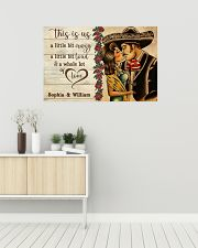 Mexican Couple We Got This  36x24 Poster poster-landscape-36x24-lifestyle-01