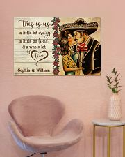 Mexican Couple We Got This  36x24 Poster poster-landscape-36x24-lifestyle-19