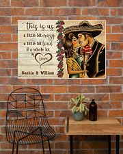 Mexican Couple We Got This  36x24 Poster poster-landscape-36x24-lifestyle-20