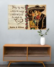 Mexican Couple We Got This  36x24 Poster poster-landscape-36x24-lifestyle-21