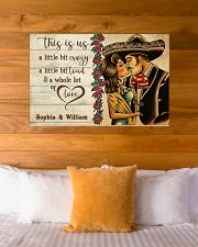 Mexican Couple We Got This  36x24 Poster poster-landscape-36x24-lifestyle-23