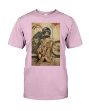 Motorcycle Girl I Am Classic T-Shirt tile