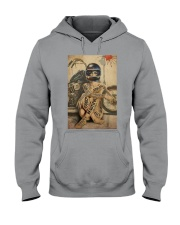 Motorcycle Girl I Am Hooded Sweatshirt tile