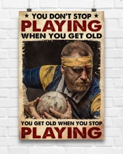 Rugby You Dont Stop Playing 24x36 Poster aos-poster-portrait-24x36-lifestyle-17