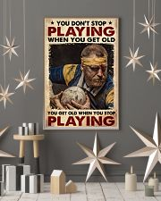 Rugby You Dont Stop Playing 24x36 Poster lifestyle-holiday-poster-1