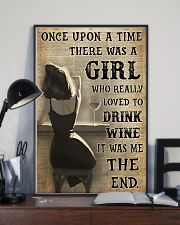 Girl Drank Wine 24x36 Poster lifestyle-poster-2