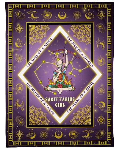 Sagittarius Girl Yoga