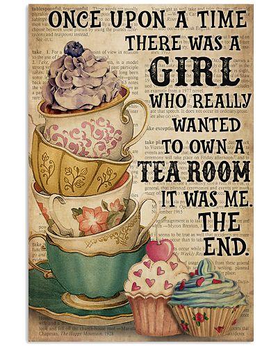 Girl Own A Tea Room