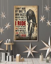 I Ride 24x36 Poster lifestyle-holiday-poster-1