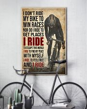 I Ride 24x36 Poster lifestyle-poster-7