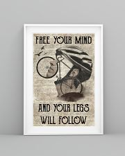 Cycling Your Legs Will Follow 24x36 Poster lifestyle-poster-5