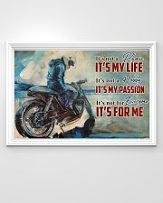 Motorcycle It's Not A Phase 36x24 Poster poster-landscape-36x24-lifestyle-02