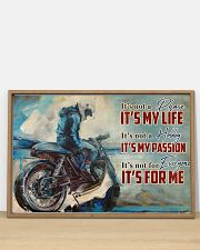 Motorcycle It's Not A Phase 36x24 Poster poster-landscape-36x24-lifestyle-03