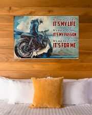 Motorcycle It's Not A Phase 36x24 Poster poster-landscape-36x24-lifestyle-23