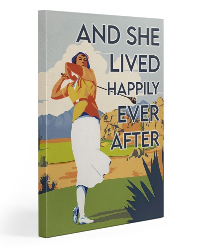 Golf Girl Happily Ever After