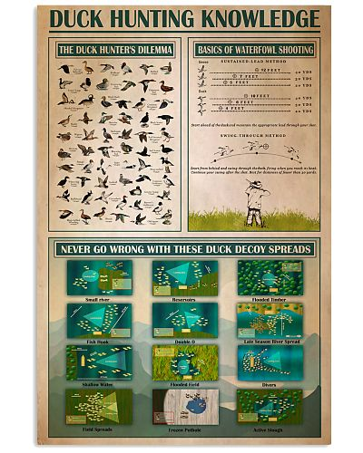 Duck Hunting Knowledge
