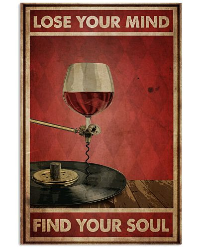 Wine And Vinyl Lose Your Mind