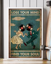 Groom Bride Lose Your Mind  24x36 Poster lifestyle-poster-4