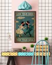 Groom Bride Lose Your Mind  24x36 Poster lifestyle-poster-6