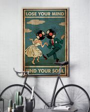 Groom Bride Lose Your Mind  24x36 Poster lifestyle-poster-7
