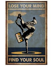 Hiphop Lose Your Mind Find Your Soul 24x36 Poster front