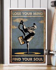 Hiphop Lose Your Mind Find Your Soul 24x36 Poster lifestyle-poster-4