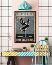 Hiphop Lose Your Mind Find Your Soul 24x36 Poster lifestyle-poster-6