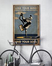 Hiphop Lose Your Mind Find Your Soul 24x36 Poster lifestyle-poster-7