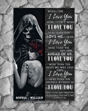 Sugar Skull I Love You 24x36 Poster aos-poster-portrait-24x36-lifestyle-13