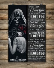 Sugar Skull I Love You 24x36 Poster aos-poster-portrait-24x36-lifestyle-14