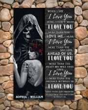 Sugar Skull I Love You 24x36 Poster aos-poster-portrait-24x36-lifestyle-15