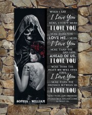 Sugar Skull I Love You 24x36 Poster aos-poster-portrait-24x36-lifestyle-16