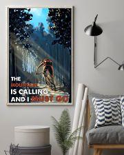 Mountain Biking Calling 24x36 Poster lifestyle-poster-1