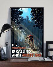 Mountain Biking Calling 24x36 Poster lifestyle-poster-2