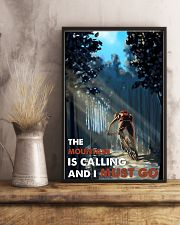 Mountain Biking Calling 24x36 Poster lifestyle-poster-3