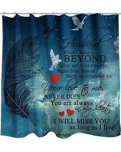 To My Angel Husband
