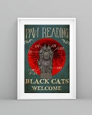 Paw Reading 24x36 Poster lifestyle-poster-5
