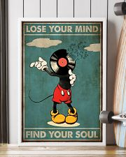 MK Lose Your Mind Find Your Soul 24x36 Poster lifestyle-poster-4