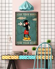 MK Lose Your Mind Find Your Soul 24x36 Poster lifestyle-poster-6